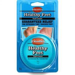 Kem dưỡng trị nứt gót chân OKeeffes Company Healthy Feet 91gr Mỹ
