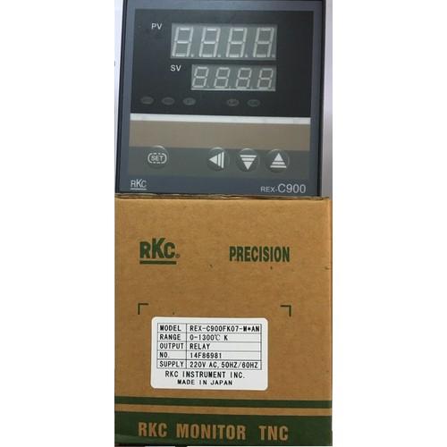 Đồng hồ nhiệt độ RKC C900  bộ điều khiển nhiệt độ mặt 96x96 92x92 - 4326834 , 10526479 , 15_10526479 , 180000 , Dong-ho-nhiet-do-RKC-C900-bo-dieu-khien-nhiet-do-mat-96x96-92x92-15_10526479 , sendo.vn , Đồng hồ nhiệt độ RKC C900  bộ điều khiển nhiệt độ mặt 96x96 92x92