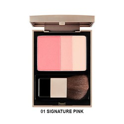 Phấn má hồng The Face Shop Signature Blusher Fard À Joues #01