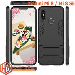 Ốp lưng Iron Man Xiaomi Mi 8 SE chống sốc