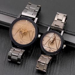 Đồng hồ đôi la bàn kiểu dáng sang trọng