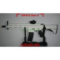 Súng bắn đạn thạch HK416 Gen 8