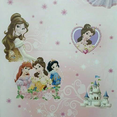 10m Giấy dán tường có sẵn keo công chúa denisa 5287