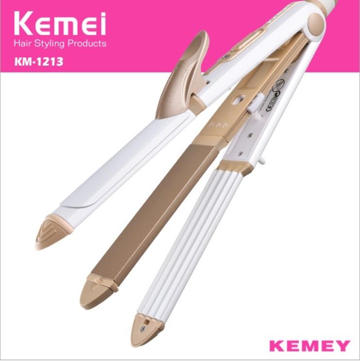 Máy tạo kiểu tóc đa năng Kemei 1213