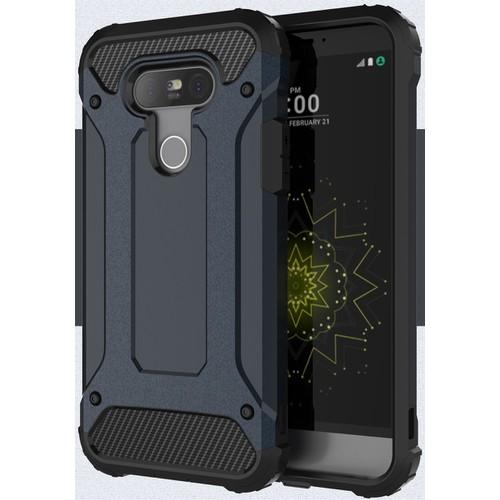 Ốp lưng hybrid LG G5 Xanh đen