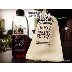Bình đựng nước Detox