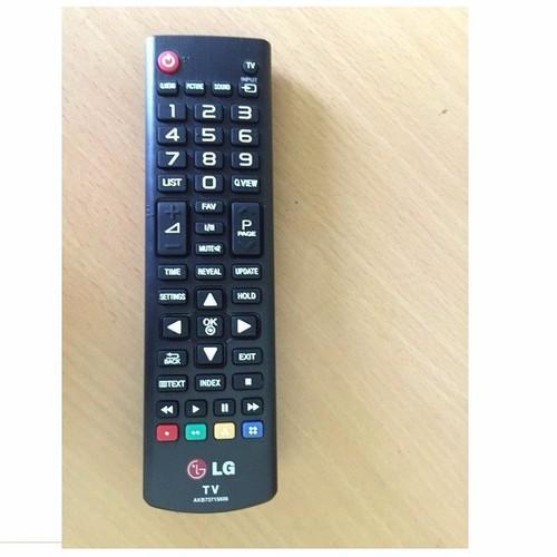 Điều khiển Tivi LCD, LED, plasma LG