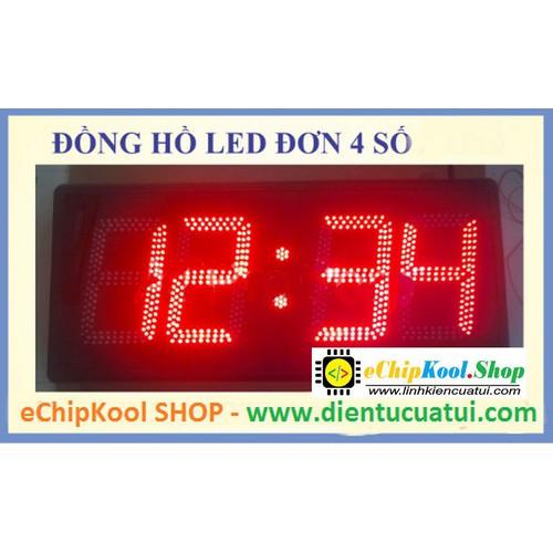 Đồng hồ điện tử Led treo tường 4 số giá rẻ - 4330508 , 10532092 , 15_10532092 , 1990000 , Dong-ho-dien-tu-Led-treo-tuong-4-so-gia-re-15_10532092 , sendo.vn , Đồng hồ điện tử Led treo tường 4 số giá rẻ