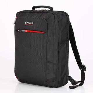 Túi xách - cặp đa năng Sakos Flash 20 Black-Red - SP4902 thumbnail