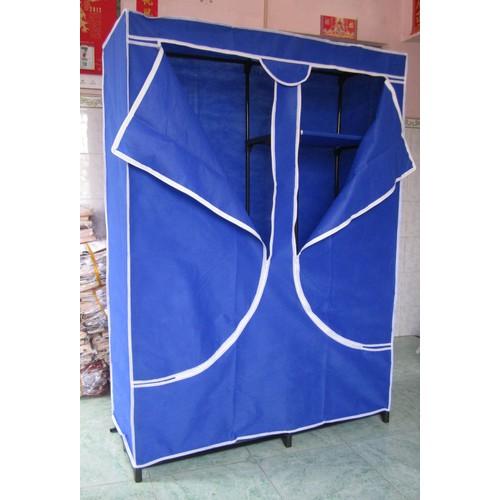 tủ vải thanh long 1m7 x 1m x 45cm
