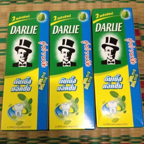 Bộ 6 Hộp kem đánh răng Thái Lan Darlie - Hương bạc hà - 4331135 , 10532813 , 15_10532813 , 259000 , Bo-6-Hop-kem-danh-rang-Thai-Lan-Darlie-Huong-bac-ha-15_10532813 , sendo.vn , Bộ 6 Hộp kem đánh răng Thái Lan Darlie - Hương bạc hà