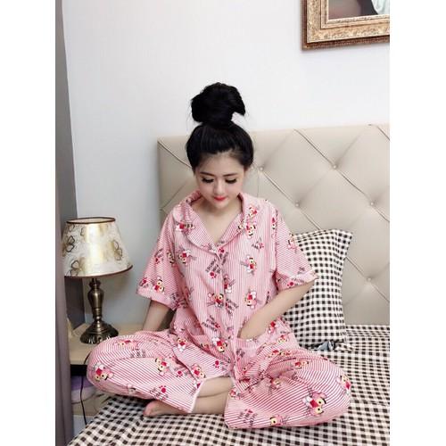 Đồ bộ pijama kate tay ngắn quần dài cao cấp S1441 - 10467773 , 10531284 , 15_10531284 , 180000 , Do-bo-pijama-kate-tay-ngan-quan-dai-cao-cap-S1441-15_10531284 , sendo.vn , Đồ bộ pijama kate tay ngắn quần dài cao cấp S1441