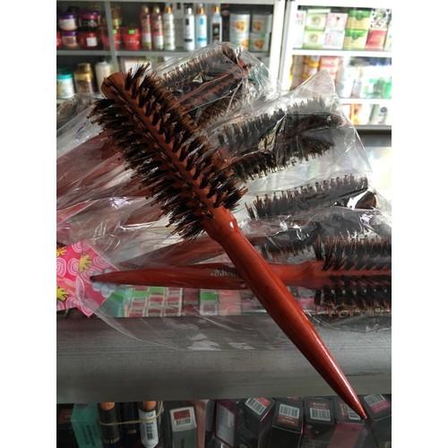 lược tròn dành cho tóc xoăn