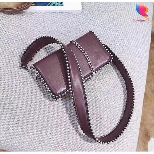 Túi đeo chéo nữ mini đi chơi - 10661063 , 10602131 , 15_10602131 , 350000 , Tui-deo-cheo-nu-mini-di-choi-15_10602131 , sendo.vn , Túi đeo chéo nữ mini đi chơi