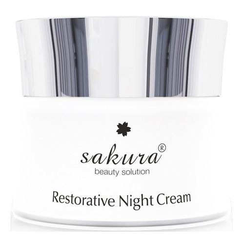 Kem dưỡng chống lão hoá ban đêm Sakura Restorative Night Cream