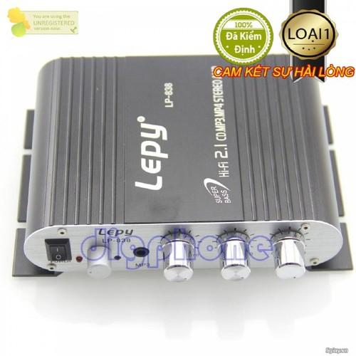 Amply Mini Lp-838 Sheel - 4342660 , 10547341 , 15_10547341 , 219800 , Amply-Mini-Lp-838-Sheel-15_10547341 , sendo.vn , Amply Mini Lp-838 Sheel