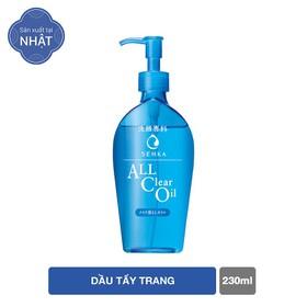 Dầu Tẩy Trang Sạch Sâu Senka Perfect All Clear Oil 230ml - 4901872461998