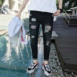 quần jeans rách cá tính Mã: ND1208