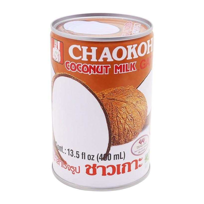 Nước Cốt Dừa Chaokoh 400ml - 044738018432