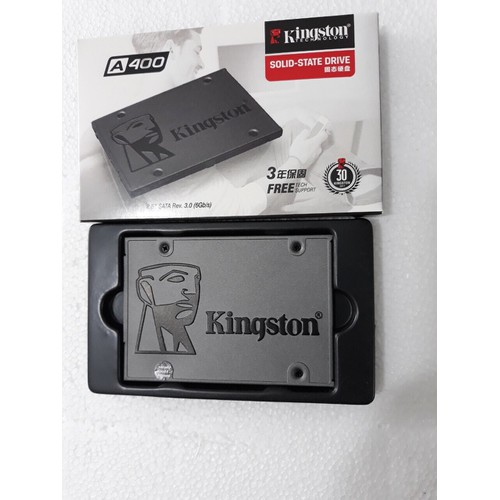 Ổ cứng SSD Kingston SA400S37 240G 2.5 inch - 4464230 , 10702205 , 15_10702205 , 1410000 , O-cung-SSD-Kingston-SA400S37-240G-2.5-inch-15_10702205 , sendo.vn , Ổ cứng SSD Kingston SA400S37 240G 2.5 inch