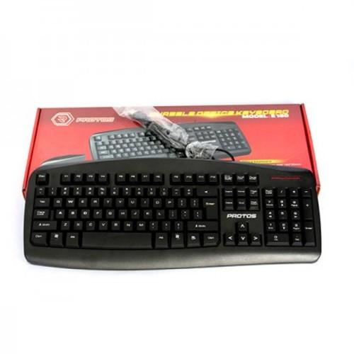 Bàn phím có dây PROTOS E180 - 4336099 , 10540054 , 15_10540054 , 168000 , Ban-phim-co-day-PROTOS-E180-15_10540054 , sendo.vn , Bàn phím có dây PROTOS E180