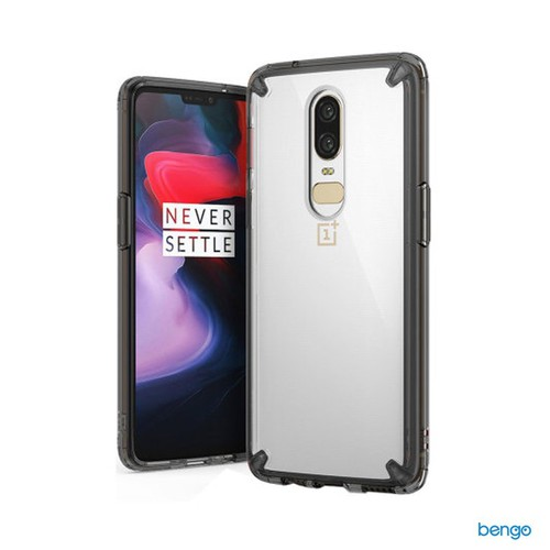 Ốp lưng Oneplus 6 Ringke Fusion