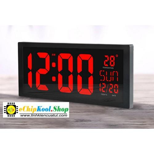 Đồng hồ điện tử led treo tường nhiệt độ - 4339301 , 10543537 , 15_10543537 , 1199000 , Dong-ho-dien-tu-led-treo-tuong-nhiet-do-15_10543537 , sendo.vn , Đồng hồ điện tử led treo tường nhiệt độ