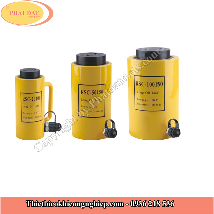 Kích thủy lực RRH500200 - RRH500200 3