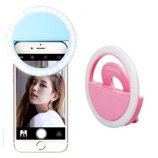 Đèn led hỗ trợ chụp hình selfie 3 chế độ - Đèn flash chụp ảnh 3 chế độ thumbnail