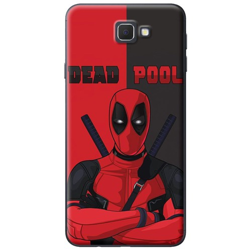 Ốp lưng nhựa dẻo Samsung J7 Prime Deadpool - 7824610 , 10929489 , 15_10929489 , 120000 , Op-lung-nhua-deo-Samsung-J7-Prime-Deadpool-15_10929489 , sendo.vn , Ốp lưng nhựa dẻo Samsung J7 Prime Deadpool