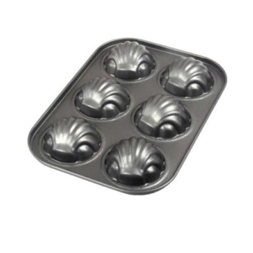 Khuôn nướng bánh vỏ sò chống dính cao cấp hàng nhập khẩu từ Mỹ - 7870842 , 10926579 , 15_10926579 , 159000 , Khuon-nuong-banh-vo-so-chong-dinh-cao-cap-hang-nhap-khau-tu-My-15_10926579 , sendo.vn , Khuôn nướng bánh vỏ sò chống dính cao cấp hàng nhập khẩu từ Mỹ