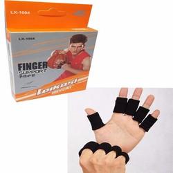 Băng tay bóng rổ Leikesi  Bảo vệ ngón tay LX-1004