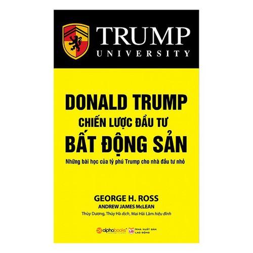 Donald Trump - Chiến Lược Đầu Tư Bất Động Sản - 7009092 , 13754673 , 15_13754673 , 60000 , Donald-Trump-Chien-Luoc-Dau-Tu-Bat-Dong-San-15_13754673 , sendo.vn , Donald Trump - Chiến Lược Đầu Tư Bất Động Sản