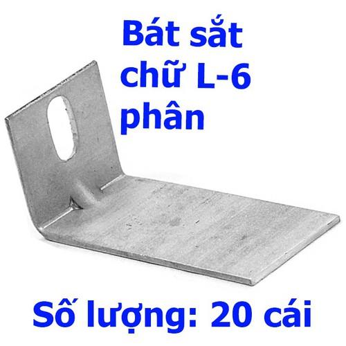 Bát sắt chữ L 6 phân - 4391755 , 10929179 , 15_10929179 , 65000 , Bat-sat-chu-L-6-phan-15_10929179 , sendo.vn , Bát sắt chữ L 6 phân