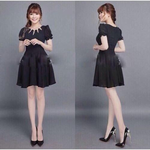 Đầm Xòe Cát Hàn