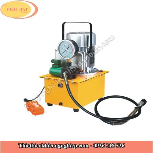 Bơm điện thủy lực DYB63F2 750w 7 lít dầu