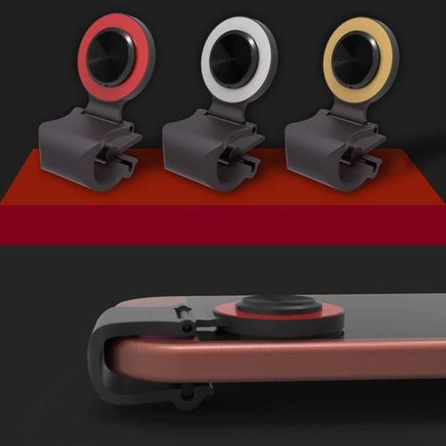 Nút Bấm Chơi Game Joystick Mobile A9 Cho Ipad - Màu Bạc