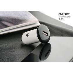 Củ sạc điện thoại trên ô tô chính hãng Casim