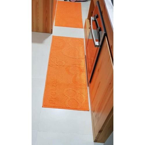 COMBO Thảm bếp cao cấp chống trượt 0.45X1.2m và 0.45X0.9m CONDOR JP