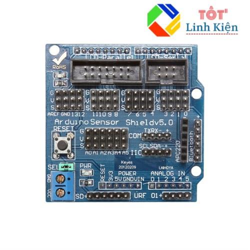 Arduino Uno R3 Sensor Shield V5