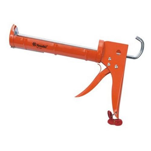 Công cụ bắn silicon có trợ lực Asaki AK-6784