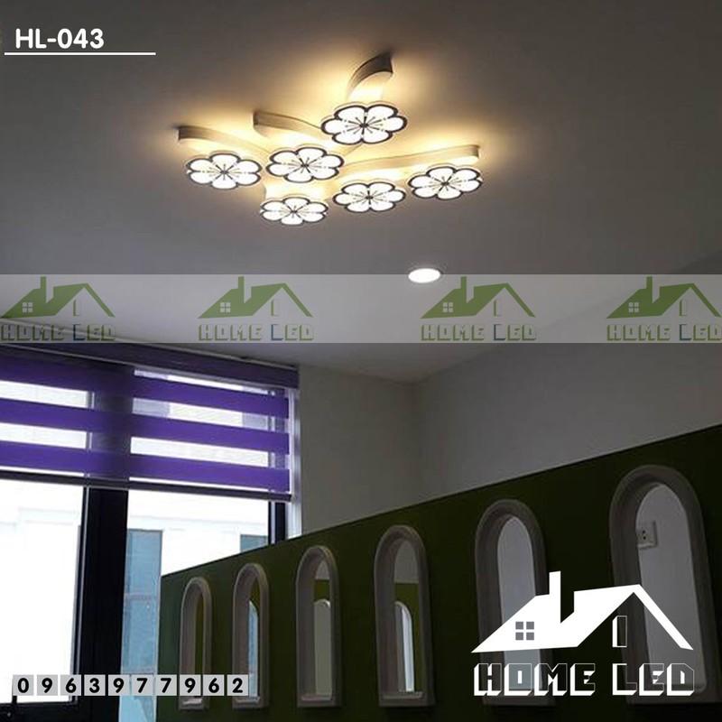Đèn ốp trần hiện đại HL-043 1