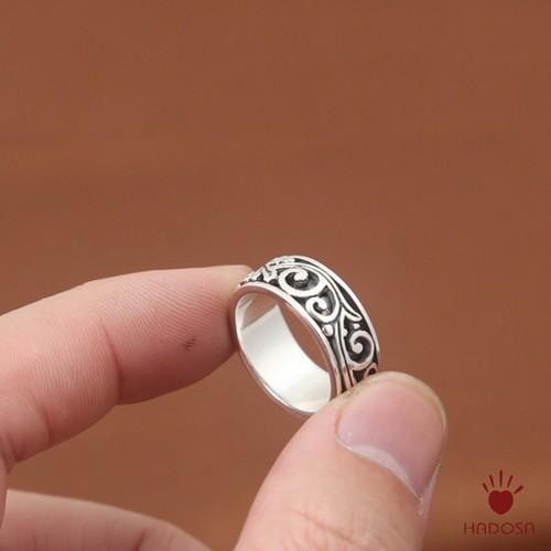Nhẫn bạc Thái 925 cho nam - 10765780 , 11074126 , 15_11074126 , 1080000 , Nhan-bac-Thai-925-cho-nam-15_11074126 , sendo.vn , Nhẫn bạc Thái 925 cho nam