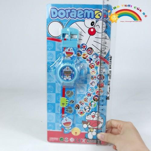 Đồ chơi trẻ em đồng hồ doremon
