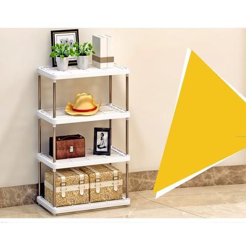 Kệ để đồ 4 tầng - Kệ sách - Tủ sách - Tủ đựng đồ - Giá đồ