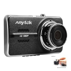 Camera Hành Trình Trước Sau Anytek G70B - Màn Hình IPS Full HD Cực Nét