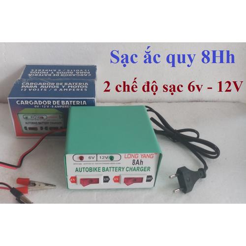 Bộ sạc bình acquy tự động 2 chế độ sạc 6v -12v cho xe ô tô, xe máy.. - 13433708 , 11088758 , 15_11088758 , 179000 , Bo-sac-binh-acquy-tu-dong-2-che-do-sac-6v-12v-cho-xe-o-to-xe-may..-15_11088758 , sendo.vn , Bộ sạc bình acquy tự động 2 chế độ sạc 6v -12v cho xe ô tô, xe máy..