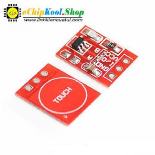 Module cảm ứng chạm tay TTP223 MINI - 10769309 , 11087799 , 15_11087799 , 19000 , Module-cam-ung-cham-tay-TTP223-MINI-15_11087799 , sendo.vn , Module cảm ứng chạm tay TTP223 MINI