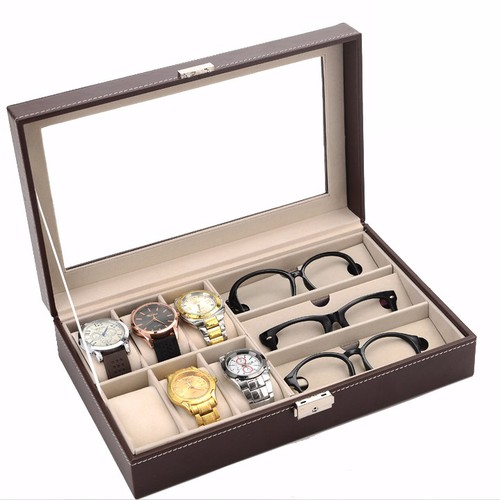 Hộp đựng đa năng- hộp đồng hồ- hộp đựng trang sức