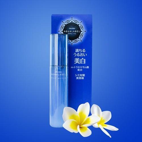 Serum huyết thanh trắng da Nhật Bản Aqualabel Bright White EX
